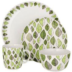 print & pattern: TABLEWARE