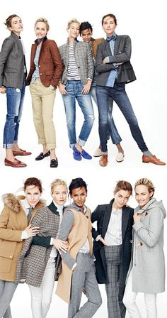 Women S Over 50 Fashion Styles 2015 Referral: 7561710141 50 Fashion, Fall Fashion Trends, Autumn Fashion, Womens Fashion, Fashion Styles, J Crew Outfits, Preppy Style, My Style, Estilo Cool