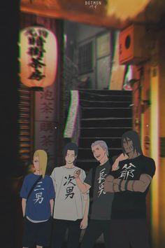 Anime Naruto, Naruto E Boruto, Naruto Fan Art, Kakashi Sensei, Itachi Uchiha, Naruto And Sasuke, Manga Anime, Gaara, Wallpaper Naruto Shippuden