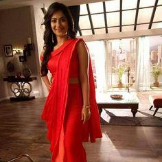 Aditi Sharma, 15 Dresses, Sari, Dance, Tv, Fashion, Actresses, Saree, Dancing