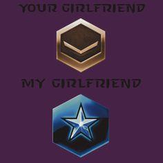 Starcraft 2 ure girlfriends bronze mines a master