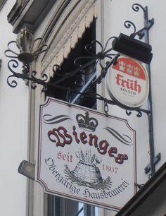 Krefeld - WiengesHausbrauerei - Neusser Strasze