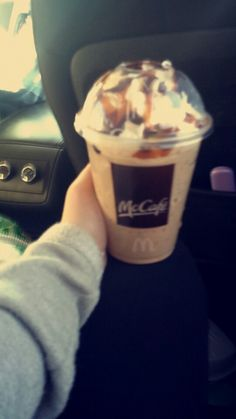 Chocolate Chip Frappuccino ✌✊