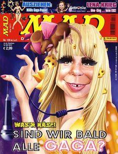 MAD #139 - Sind Wir Bald Alle Gaga?