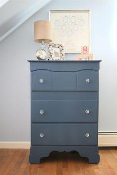 Kids Blue Dresser