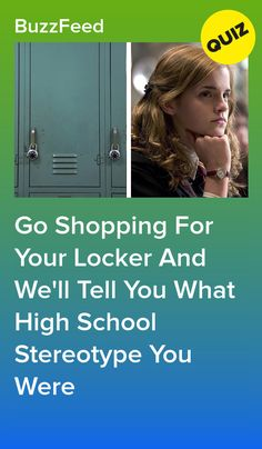 Decorate Your Locker And We'll Tell You What High School Stereotype You Were Stereotypes Funny, High School Stereotypes, Buzzfeed Personality Quiz, Personality Quizzes, Quizzes Funny, Random Quizzes, Buzzfeed Quizzes Love, School Quiz, Fun Quizzes To Take