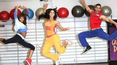 Summer Shake Off! A Zumba Fitness-Inspired Playlist for Your Next Sweat Session | OK! Magazine