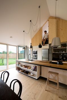 DomT House / Martin Boles Architect © Erika Banyayova