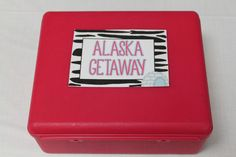 Students go on an Alaska getaway when they need some time to cool down.  Box includes little toys to help them get out frustration, anxiety, o just extra energy - One Extra Degree