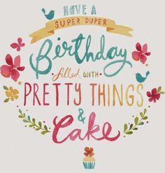 Happy Birthday Quote