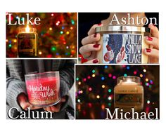 """""""Your Favorite Holiday Candle!"""" by x5sosxpreferencesx ❤ liked on Polyvore featuring art"""