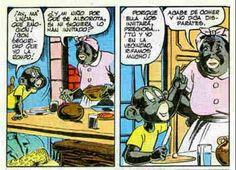 """Historieta""""Memín Pingüin"""". En 1961 y 1988 se reeditó la revista a color."""