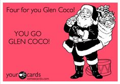 FOUR FOR YOU GLEN COCO