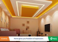 Colour code tell me plz Home Ceiling, Interior Design Images, Hall Design, Modern, Ceiling Design, Colored Ceiling, Modern Ceiling, Simple False Ceiling Design, Living Room Designs