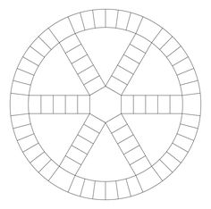 We now have free 20×20 inch Trivial Pursuit printable templates. We have one in color and the other in black and white. Should you need to print at a size other than 20 inches you can simply scale the size as follows: 19×19 inches 95% 18×18 inches 90% 10×10 inches 50% 8×8 inches 40% To ...