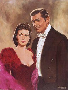 Scarlett and Rhett