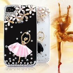 Ballet Girl Phone Case