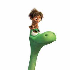 The Art of The Good Dinosaur 1