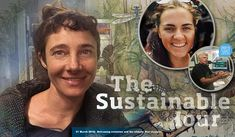 The Sustainable Hour on 21 March, #208: Reframing evolution and the climate that changes. With Aviva Reed, Visual Ecologist - Meg Odgers, The Thoughtful Vegan - Tony Gleeson, Climate for Change facilitator