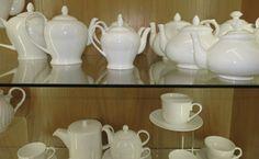 bone china teapots