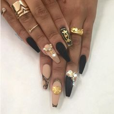 Freestyle nails
