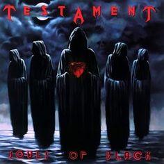 """Testament """"Souls Of Black"""" (1990)"""