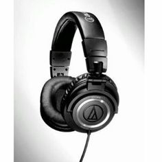 Audio-Technica ATH-M50 Professional Studio Monitor Headphones - Amazon.ca