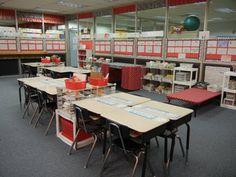 Mission Organization: Organizing All Those Little School Supplies
