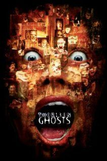 Thir13en Ghosts (2001), Warner Bros. Pictures, Columbia Pictures Corp., and 13 Ghosts Productions Canada Inc. with Tony Shalhoub, Embeth Davidtz, Shannon Elizabeth, Matthew Lillard, and F. Murray Abraham. This is a remake of a 1960 flick and I really, really enjoy this movie.