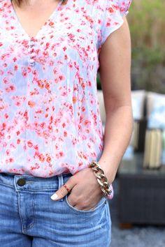 Joie blouse via @mys