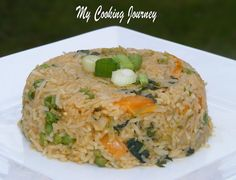 My Cooking Journey: Bok Choy Fried Rice