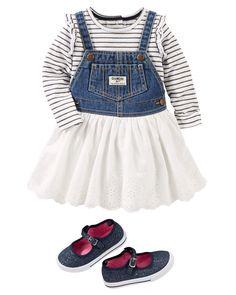 Toddler Girl OKF16JUNTODD46 | OshKosh.com