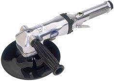Draper 58013 175 mm Diameter Air Angle Polisher