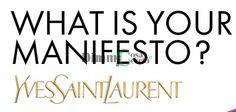 Partecipa e vinci un premio firmato Yves Saint Laurent