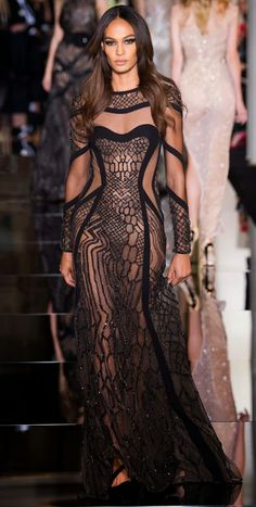 Atelier Versace Spring Couture 2015 Collection
