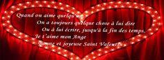 Nouvel article depuis le site littéraire Plume de Poète - Saint Valentin- Fattoum Abidi