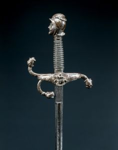 Rapier, c. 1600                                                Germany, Solingen, early 17th Century