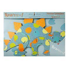 ROARRRR! Dinosaur Centerpiece