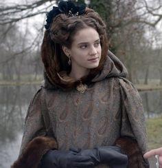 Noemie Schmidt as Henriette in 'Versailles'. Versailles Bbc, Versailles Tv Series, Historical Costume, Historical Clothing, Historical Tv Series, 17th Century Fashion, Bbc Tv Shows, Fairytale Dress, You're Dead