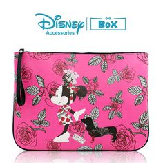 Disney Mickey Mouse Purse Clutch  Hand  Bag Pouch Character Rose Mini Bag    Clothing, Shoes & Accessories, Women's Handbags & Bags, Handbags & Purses   eBay!