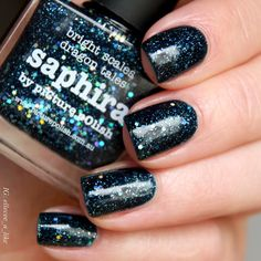 piCture pOlish — Saphira (Opulence Shades Collection | 2015)