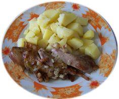 Morčacie stehna na slanine | Mimibazar.sk Beef, Food, Meat, Essen, Meals, Yemek, Eten, Steak