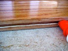 Making A Spline Installing Hardwood Floors Hardwood Floors Hardwood