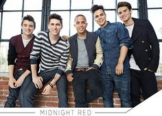 Midnight Red!! :D Meeting these guys on Sunday!!