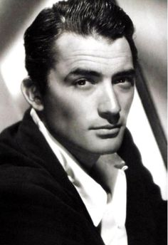 Gregory Peck by rena
