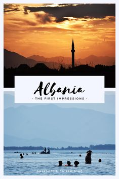 Our next stop after Bosnia and Herzegovina was Albania. We only spent one day there so I can't really write a real city guide or somet. Huge Mirror, European Countries, Room Tour, Abandoned Buildings, Bosnia And Herzegovina, Albania, First Photo, Budapest, The One