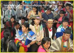 Elecciones de 2018 y Pueblos indígenas.