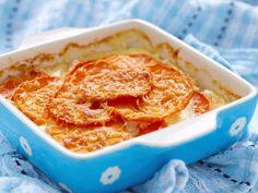 Gratin d'igname et de patate douce : Recette de Gratin d'igname et de patate douce - Marmiton