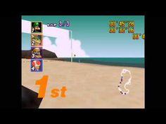 Mario Kart 64 Playthrough #5: Mirror Mushroom Cup