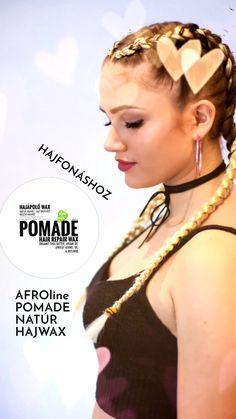 Miért jó választás és mihez való az AFROline POMADE natúr hajwax? Hair Pomade, Wax, Hair Styles, Beauty, Hair Plait Styles, Hair Makeup, Hairdos, Haircut Styles, Hair Cuts